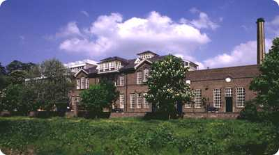 Inglis Building from Coe Fen