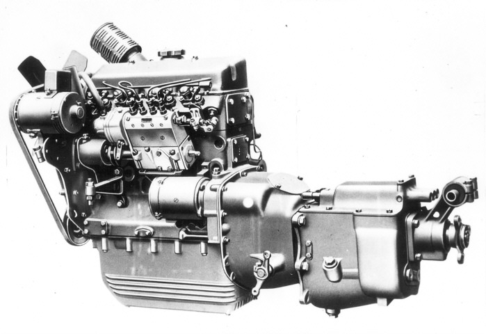 Citroen Engine